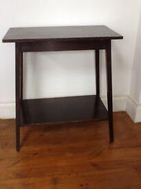 Varnished Oak Occasional table