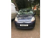 Citroen C4 Grand Picasso - Semi-auto