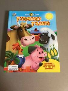 Book and Blocks Farmyard Friends Carrara Gold Coast City Preview