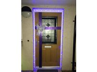 Beautiful Bow Door Decorating Kit