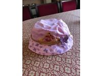 DISNEY PRINCESS RAPUNZEL SUMMER HAT USED