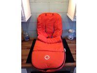 Bugaboo cameleon 3 orange fabric set