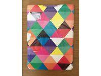 Rainbow Geometric Tablet Sleeve Case