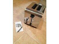 Russell Hobbs Stainless Steel Toaster