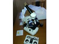 Apex Practitioner Microscope With Apex Minigrab (Camera)