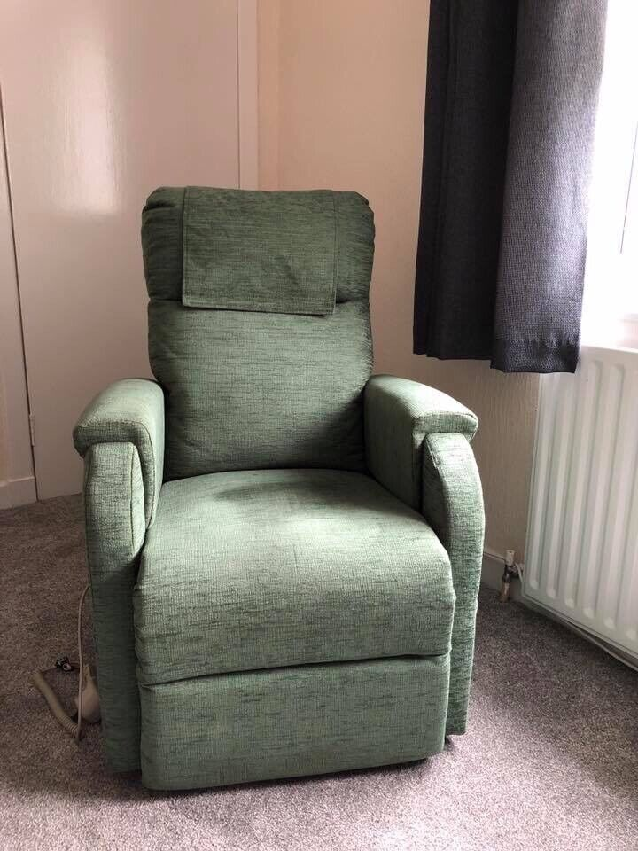 Cool Electric Riser Recliner Chair In Motherwell North Lanarkshire Gumtree Gmtry Best Dining Table And Chair Ideas Images Gmtryco