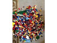 Large bundle of Lego