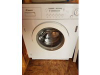Candy intragrated washer/dryer in perfect working order. No scatches and with instructions.