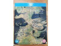 Game of Thrones Seasons 1-3 [Blu Ray]