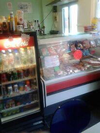 cafe takeaway breakfast bar