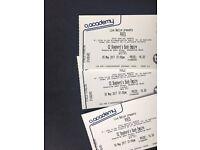 2x Pvris Stalls Standing Tickets - O2 Shepherds Bush Empire London (Friday May 5th)