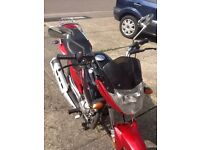 Honley 125 cc
