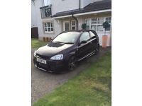 2003 Vauxhall Corsa sxi 1.2 16v