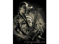 Professional Saxophone player available for gigs and tuitions