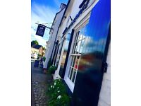 LIVE IN POSITION - INDIVIDUAL WANTED FOR HOTEL/PUB IN WEST SUSSEX