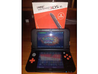 New 2nd Gen Nintendo 3DS XL Orange&Black with 119 Games worth over £2,000 Brand New Boxed - BARGAIN!