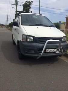 2003 Toyota Townace Van/Minivan Newcastle Newcastle Area Preview