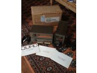 Quad 303 Power amp, FM3 Stereo Tuner and 33 Control Unit