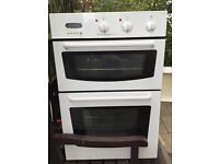 FREE Built in double oven and separate hob