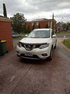 2015 Nissan X-trail Wagon Wantirna South Knox Area Preview