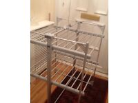 Lakeland Dry:Soon Deluxe 2-Tier Heated Airer