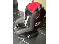 Maxi-cosi Tobi Car-seat - 9mths–4yrs (black / red) innovative harness system