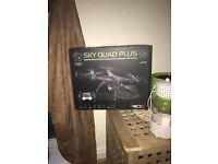For sale Drone Sky Quad Plus V2 Black or White 2 colours available