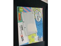 Nintendo 3DS Mint Condition With 2 Games