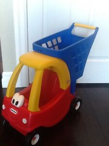 Little Tikes Shopping / grocery / doll buggy