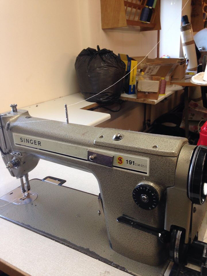 Industrial Sewing Machines Blind Hemmer For Sale In Sighthill Inspiration Blind Hemmer Sewing Machine Sale