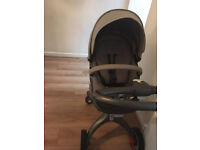 Stokke pushchair for sale, excellent condition as you can see by pics