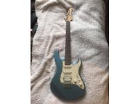 Yamaha Pacifica Electric Guitar (blue)