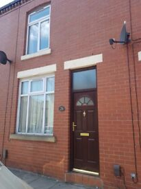 Two Bedroom Mid-Terrace, Hengist St, Tonge Fold, Bolton BL2 - £440.00pcm