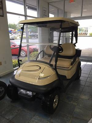 Bentley Golf Cart Price Electric >> 2016 Club Car Precedent Golf Cart High Speed 48 Volt Electric Lights Cooler Usb for sale in ...