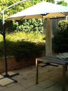 Garden umbrella 2 units Northbridge Willoughby Area Preview