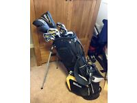 Golf set like new was £400 12 months ago