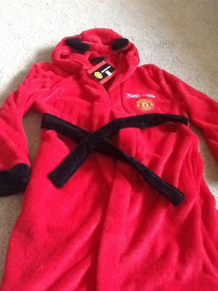 Manchester United dressing gown | in Swindon, Wiltshire | Gumtree