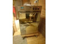 STOVES Electric double oven integrated