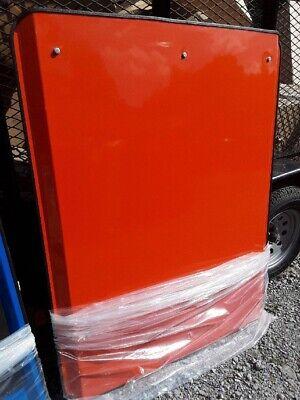 Kioti Kubota Universal Tractor Canopy Steel Painted Orange Read Description