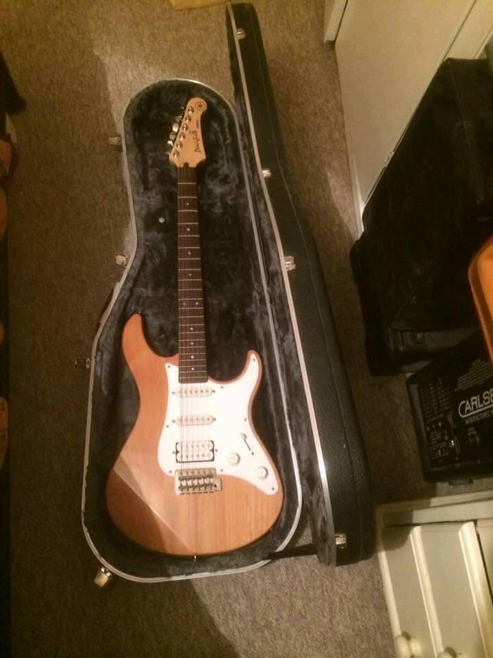 Yamaha electric guitar Expires this week