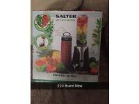 Brand new Salter blender to go - Rochester