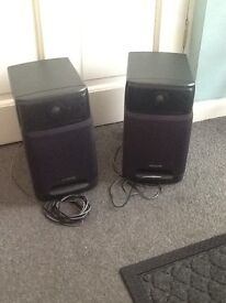 Hifi speakers aiwa