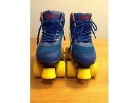 Size 4, fit 2,3,4? Rio roller skates/ boots in excellent condition