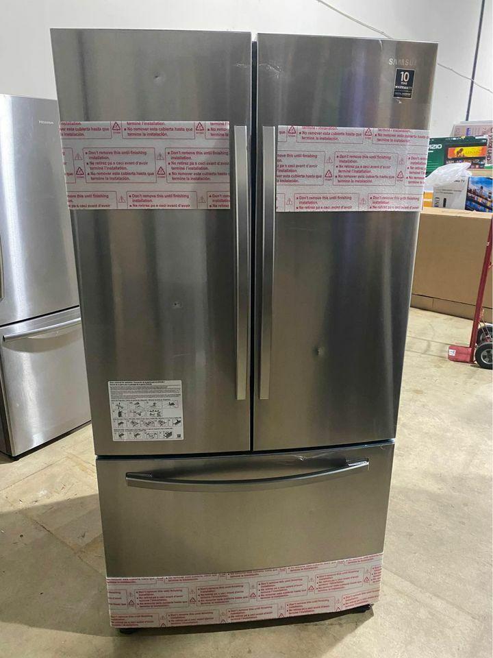 Samsung 3-Door French Door Refrigerator