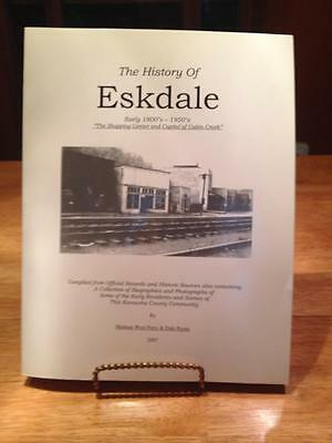 Used, History of Eskdale West Virginia: Shopping Center of Cabin Creek (out of print) for sale  Charleston