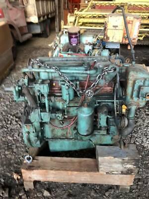 Detroit Diesel 4-53 Marine Diesel Engine