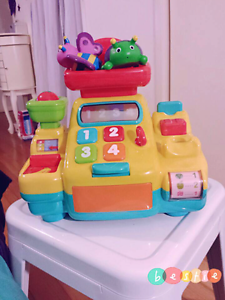 Cash Register ~ interactive sounds/songs and lights ~ages 6mths + Surfers Paradise Gold Coast City Preview