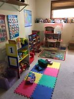 Erindale DayCare - April/May Spaces Available