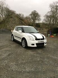 Suzuki Swift! Full Sport Rep