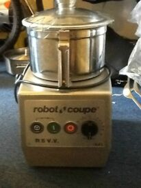 Robot Coupe R5VV 5.5L Table Cutter Mixer